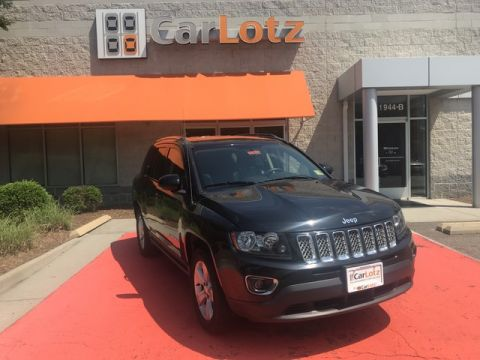 Pre-Owned 2015 Jeep Compass High Altitude
