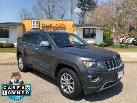 2015 Jeep Grand Cherokee Limited Four Wheel Drive SUV