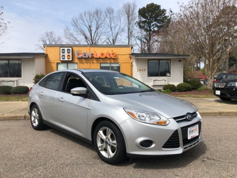 2013 Ford Focus SE Front Wheel Drive Sedan