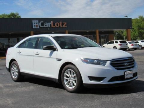 2015 Ford Taurus SE Front Wheel Drive Sedan
