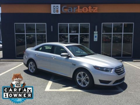 Pre-Owned 2015 Ford Taurus SEL
