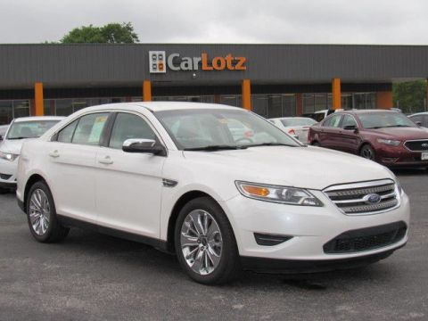 2012 Ford Taurus Limited With Navigation