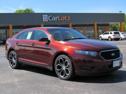 2015 Ford Taurus SHO With Navigation & AWD