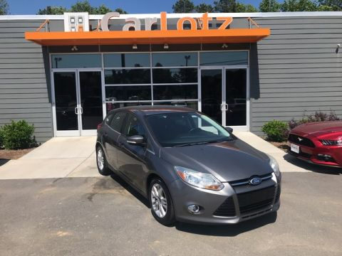 2012 Ford Focus SEL Front Wheel Drive Sedan