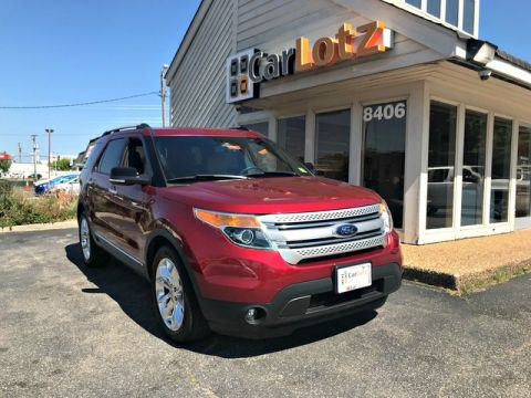 2014 Ford Explorer XLT Front Wheel Drive SUV
