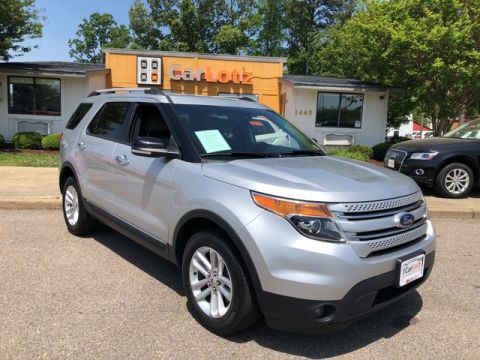 2014 Ford Explorer XLT Four Wheel Drive SUV