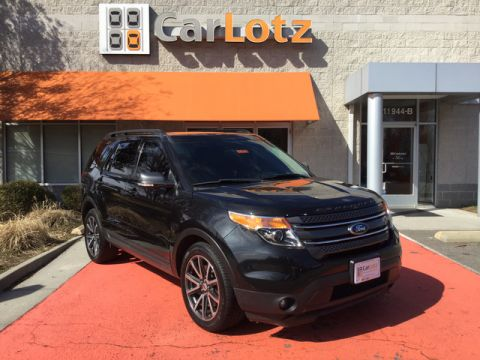 2015 Ford Explorer XLT Four Wheel Drive SUV
