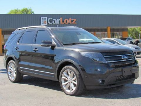 2014 Ford Explorer Limited Four Wheel Drive SUV