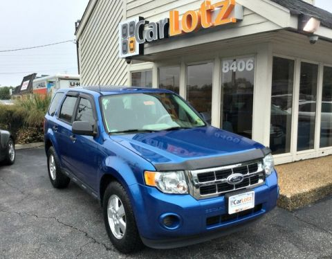 Pre-Owned 2012 Ford Escape XLS FWD