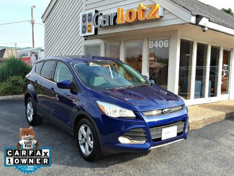 Pre-Owned 2015 Ford Escape SE FWD