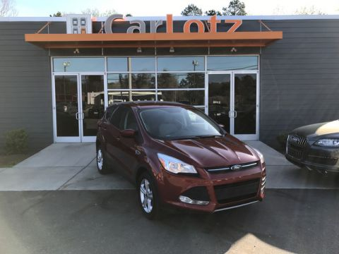 2015 Ford Escape SE Front Wheel Drive SUV