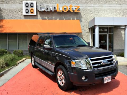 2007 Ford Expedition EL XLT Four Wheel Drive SUV