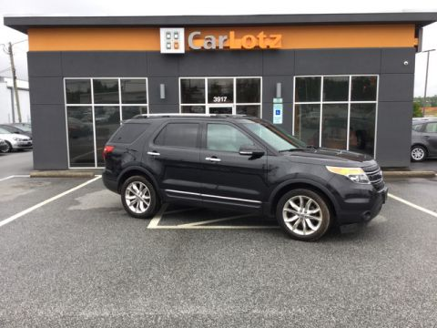 2011 Ford Explorer Limited Four Wheel Drive SUV