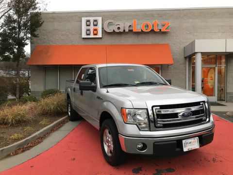 2013 Ford F-150 XLT Rear Wheel Drive Pickup Truck