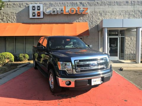2014 Ford F-150 XLT Rear Wheel Drive Pickup Truck