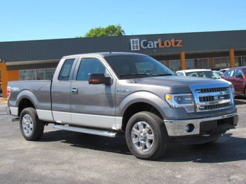 2014 Ford F-150 XLT Four Wheel Drive Pickup Truck