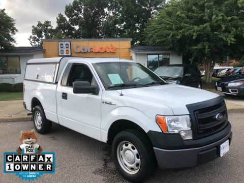 Pre-Owned 2013 Ford F-150 XL