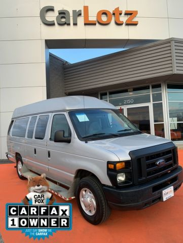 Pre-Owned 2008 Ford Econoline Cargo Van Commercial