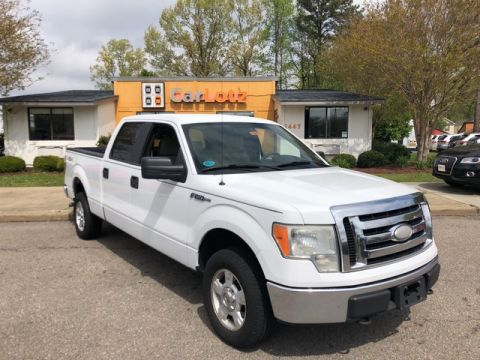 2009 Ford F-150 XLT Four Wheel Drive Pickup Truck
