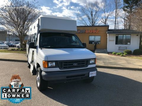 Pre-Owned 2007 Ford Econoline Cargo Van Recreational