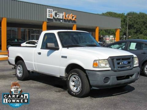 Pre-Owned 2009 Ford Ranger XL