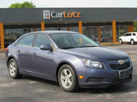 2014 Chevrolet Cruze 1LT Front Wheel Drive Sedan