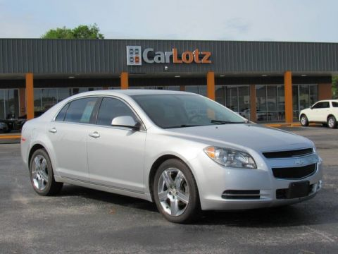 2011 Chevrolet Malibu LT w/2LT Front Wheel Drive Sedan