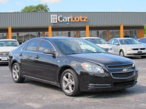 2008 Chevrolet Malibu LT w/2LT Front Wheel Drive Sedan