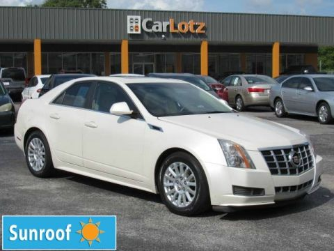 Pre-Owned 2012 Cadillac CTS Sedan