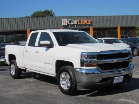 2016 Chevrolet Silverado 1500 LT Rear Wheel Drive Pickup Truck