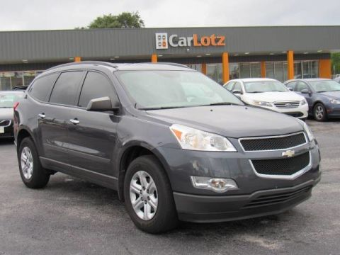 2012 Chevrolet Traverse LS Front Wheel Drive SUV