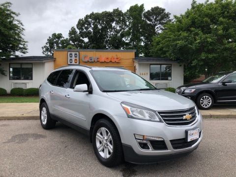 2014 Chevrolet Traverse LT Front Wheel Drive SUV