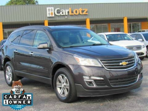 Pre-Owned 2015 Chevrolet Traverse LT