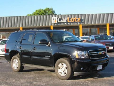 2013 Chevrolet Tahoe LT Four Wheel Drive SUV
