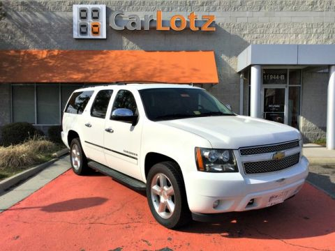2013 Chevrolet Suburban LTZ Four Wheel Drive SUV