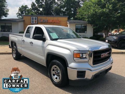 Pre-Owned 2014 GMC Sierra 1500 Work Truck Ext. Cab 2WD
