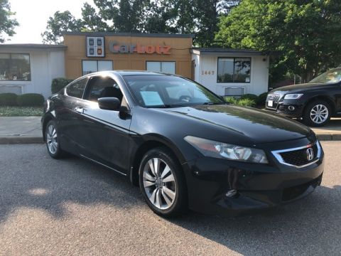 2008 Honda Accord Cpe EX-L Front Wheel Drive Coupe