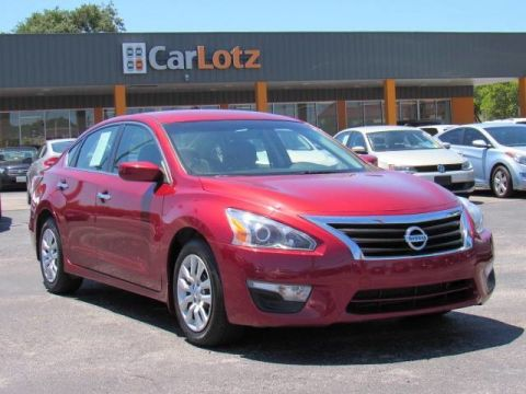 2015 Nissan Altima 2.5 S Front Wheel Drive Sedan