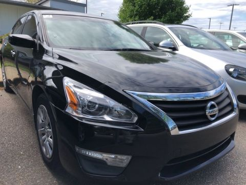 2013 Nissan Altima 2.5 S Front Wheel Drive Sedan