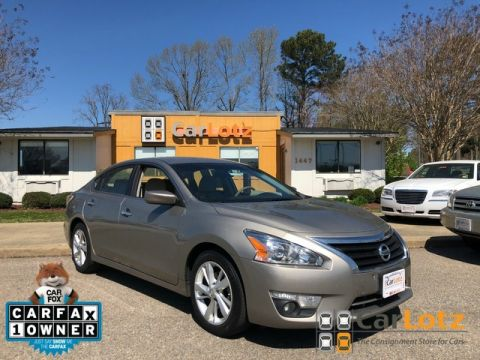 2015 Nissan Altima 2.5 SV Front Wheel Drive Sedan