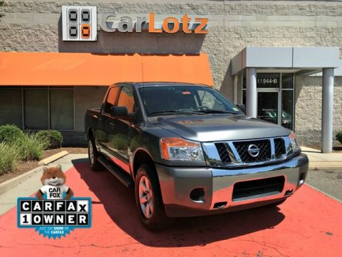 Pre-Owned 2013 Nissan Titan SV