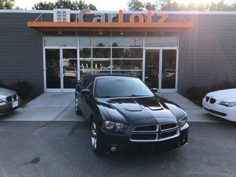 Pre-Owned 2013 Dodge Charger RT