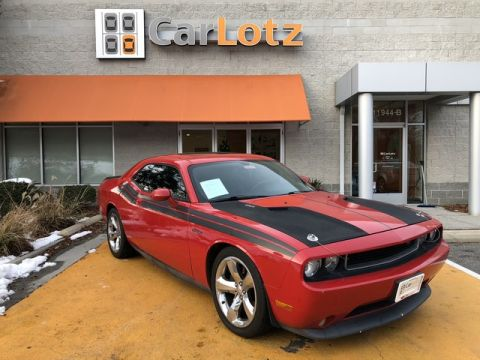 Pre-Owned 2012 Dodge Challenger R/T Classic