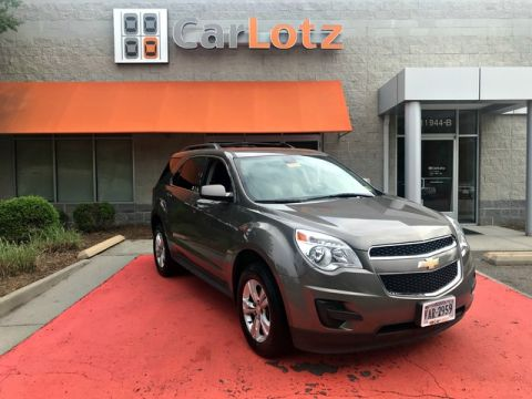 Pre-Owned 2011 Chevrolet Equinox LT w/1LT