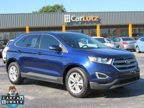 2016 Ford Edge SEL Front Wheel Drive SUV