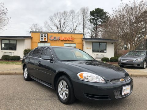 2013 Chevrolet Impala LS Front Wheel Drive Sedan