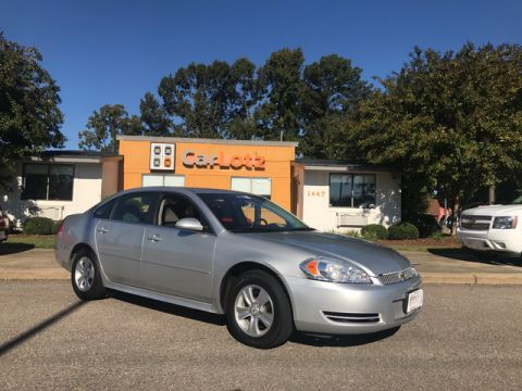 2012 Chevrolet Impala LS Fleet Front Wheel Drive Sedan