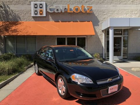 2013 Chevrolet Impala LT Front Wheel Drive Sedan