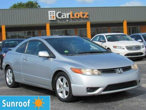 Pre-Owned 2006 Honda Civic Cpe EX