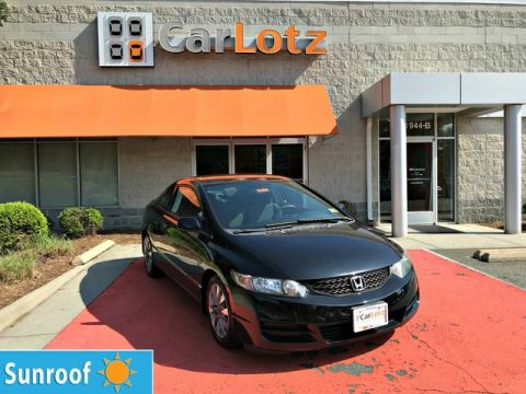 Pre-Owned 2011 Honda Civic Cpe EX